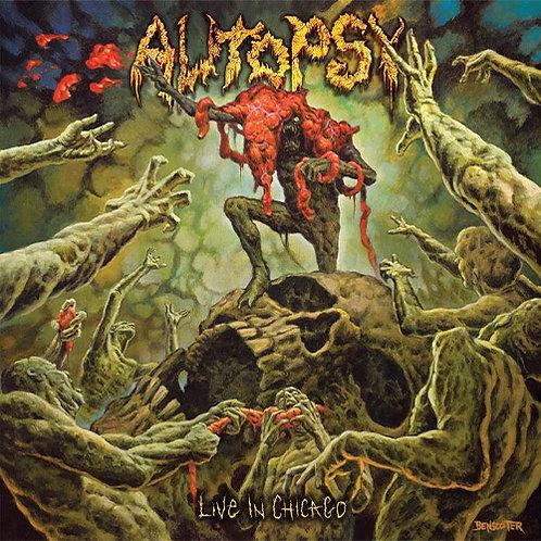 CD Autopsy Live in Chicago Slipcase