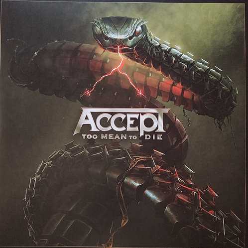 Cd Accept Too Mean To Die