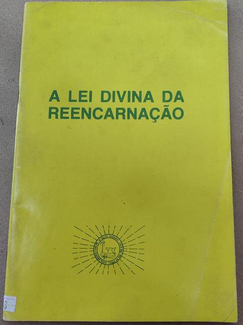Livro Usado A Lei Divina Da Reencarnação S.R.Diederichs 1448