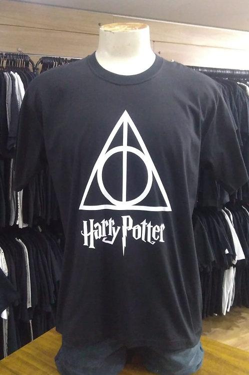 Camiseta Harry Potter Relíquias Rock Wear RSHP01