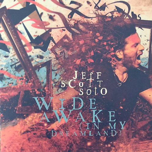 Cd Jeff Scott Soto Wide Awake In My Dreamland Duplo