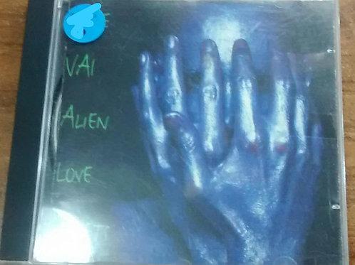 Cd Usado Steve Vai Alien Love Secrets