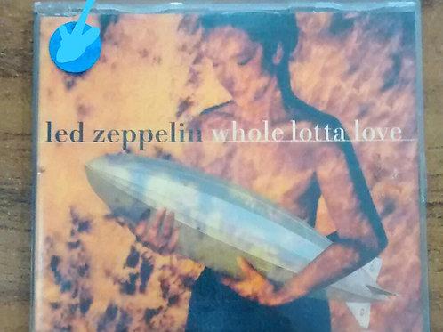 Cd Usado Led Zeppelin Whole Lotta Love