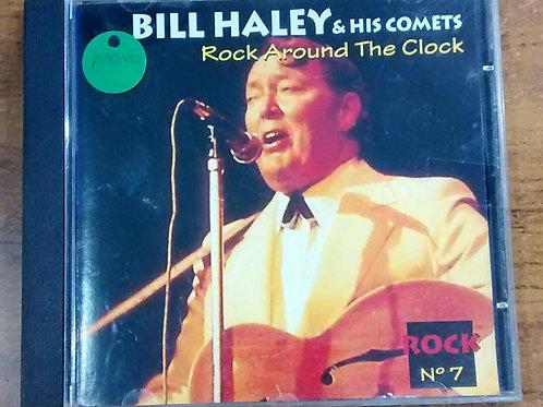 Cd Usado Bill Halley & His Comets Rock Around The Clock