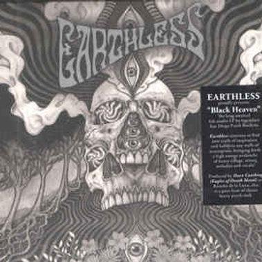 Cd Earthless Black Heaven