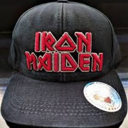 Boné Bomber Iron Maiden  Logo BTBC062