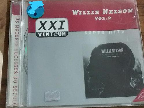 Cd Usado Willie Nelson Vol. 2