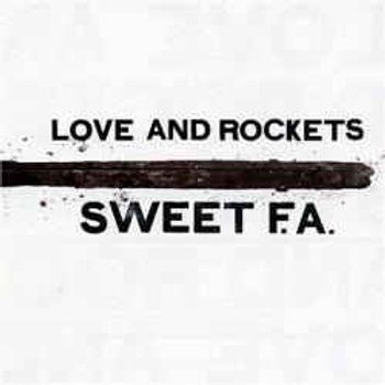 Cd Love And Rockets Sweet F A