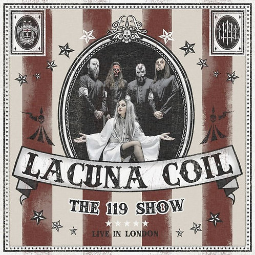 CD DVD Lacuna Coil The 119 Show Live In Digipack