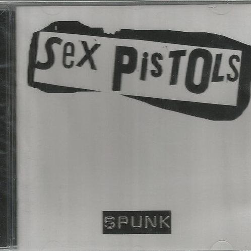 Cd Sex Pistols Spunk