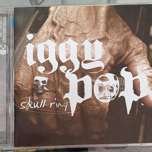 Cd usado Iggy Pop Skull Ring
