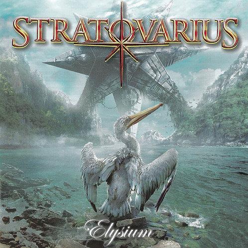 Cd Stratovarius Elysium Novo Lacrado Com OBI