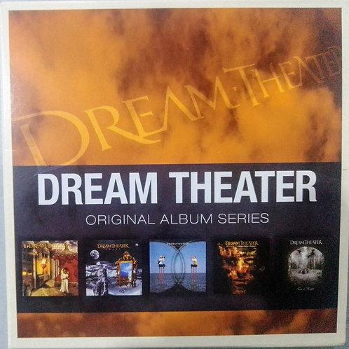 Box Cd Usado Dream Theater Original Album Series Excelente