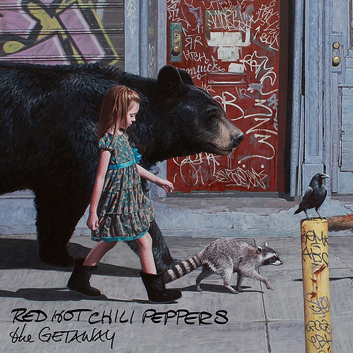 Cd Red Hot Chili Peppers The Gateway