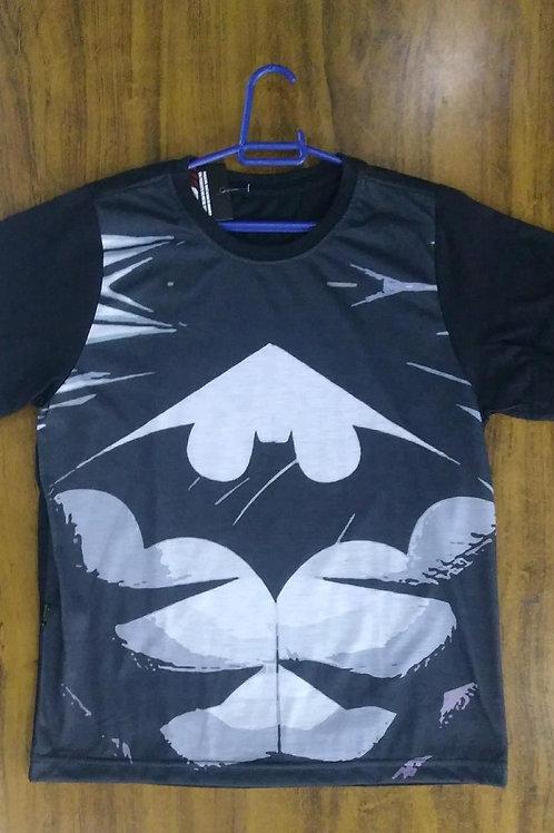 Camiseta Infantil Batman Sublimada CIBM03