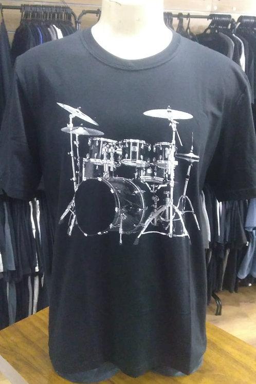 Camiseta Bateira Preto HCD HCDB1