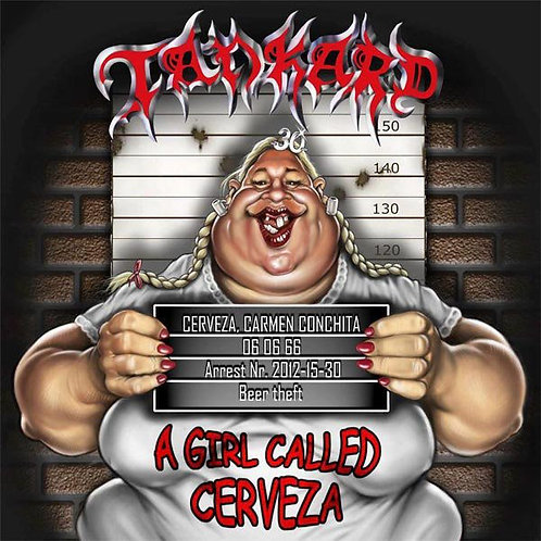 Cd Tankard A Girl Called Cerveza