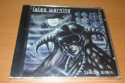 Cd Fates Warning The Spectre Within Slipcase