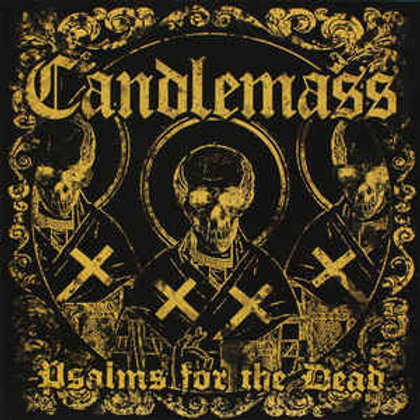 Cd Candlemass Psalms For The Dead