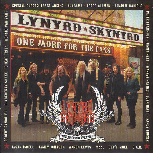Cd Lynyrd Skynyrd One More For The Fans Duplo