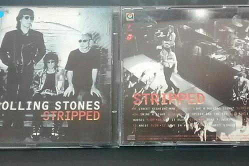 Cd Usado Rolling Stones Stripped