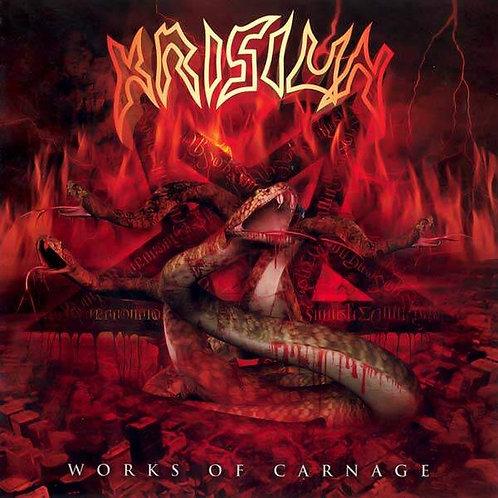 Cd Krisiun Works of Carnage