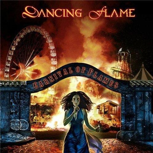 Cd Dancing Flame Carnival Of Flames