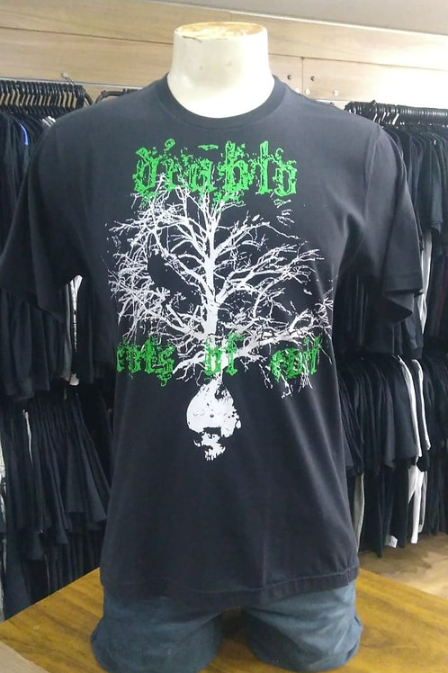 Camiseta Raizes da Morte Diablo DIA02