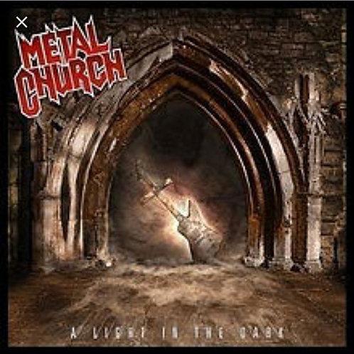 Cd Metal Church A Light In The Dark IMPORTADO