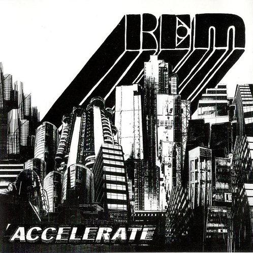 Cd R.E.M. Accelerate