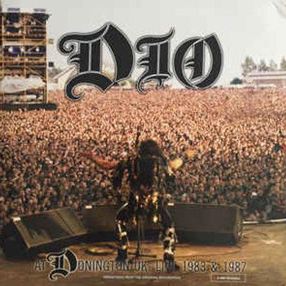 Cd Dio At Donington Uk Live 1983 e 1987