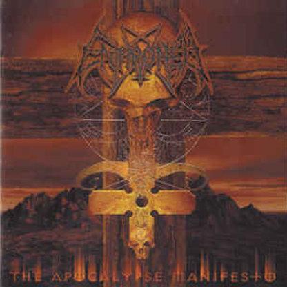 Cd Enthroned The Apocalypse Manifesto