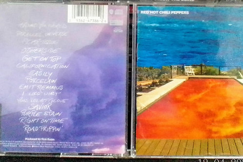 Cd Usado Red Hot Chili Peppers Californication
