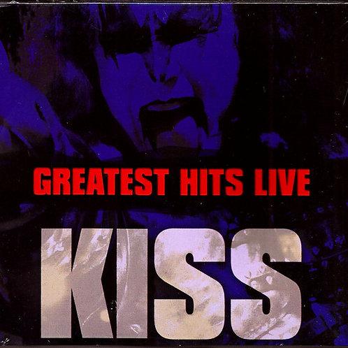 Cd Kiss Greates Hits Live