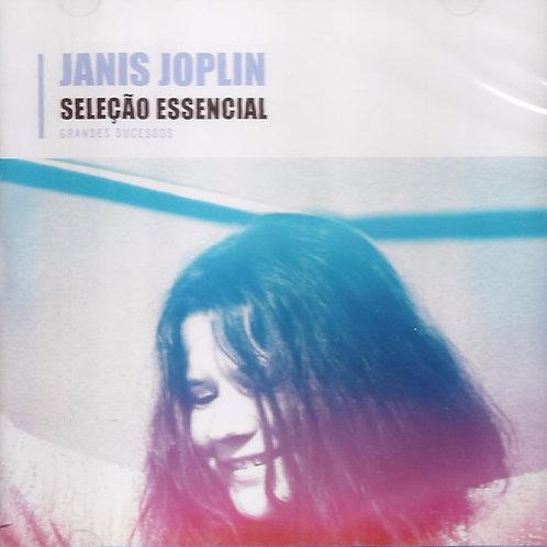 Cd Janis Joplin Seleção Essencial Grandes Sucessos