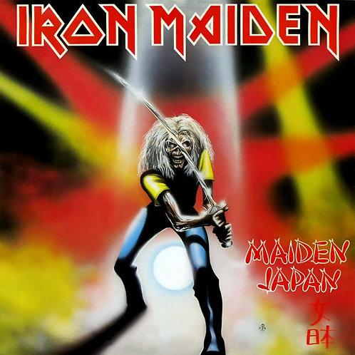 Cd Iron Maiden Maiden Japan Importado EU