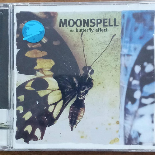 Cd Usado Moonspell The Butterfly Effect