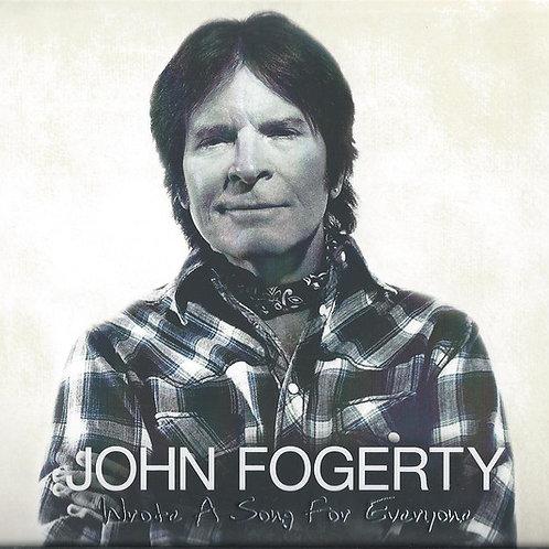 Cd John Fogerty Wrote A Song For Everyone Digipack
