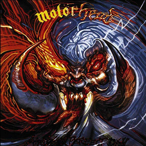 Cd Motorhead Another Perfect Day Slipcase