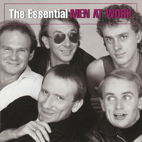 Cd Men At Work The Essential