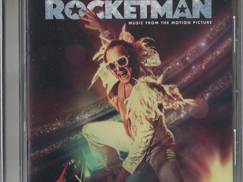 Cd Rocketman Music From The Motion Picture