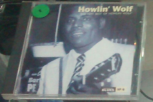 Cd Usado Howlin' Wolf The Very Best of