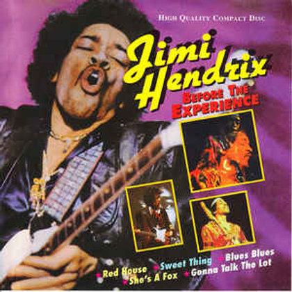 Cd Jimi Hendrix Before The Experience Importado