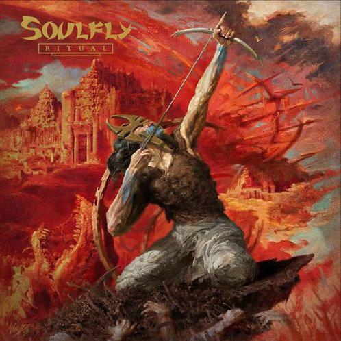 Cd Soulfly Ritual