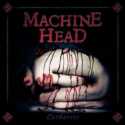 CD DVD Machine Head Catharsis Slipcase