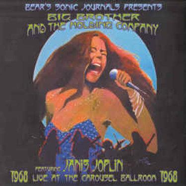 Cd Janis Joplin Live At The Carousel Ballroom 1968