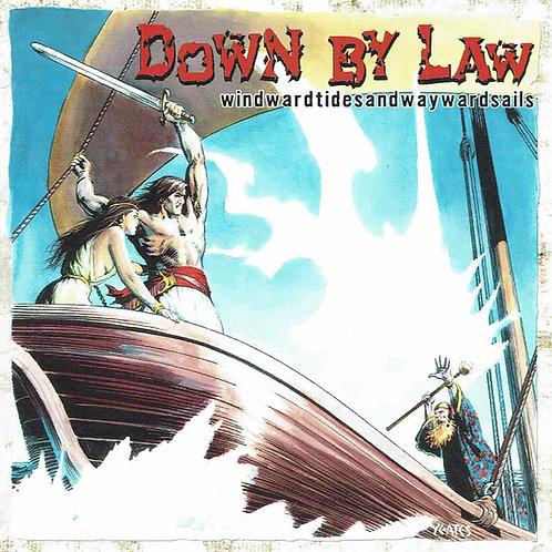 Cd Down By Law Windwardtidesandwaywardsails