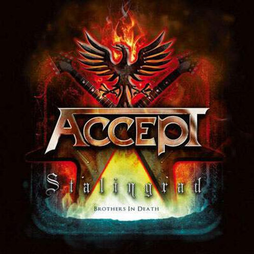 Cd Accept Stalingrad Brother In Death