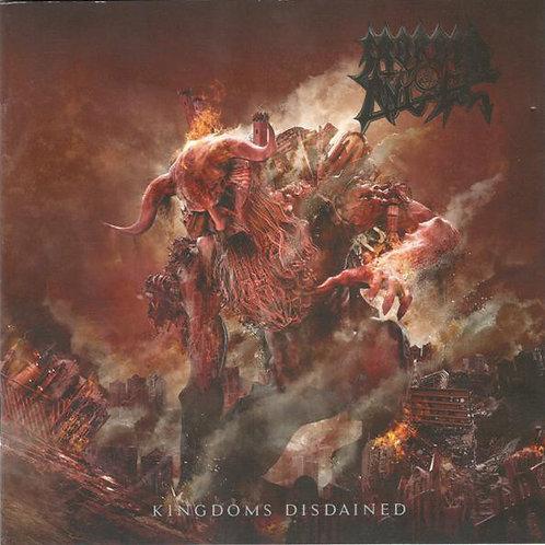 Cd Morbid Angel Kingdoms Disdained