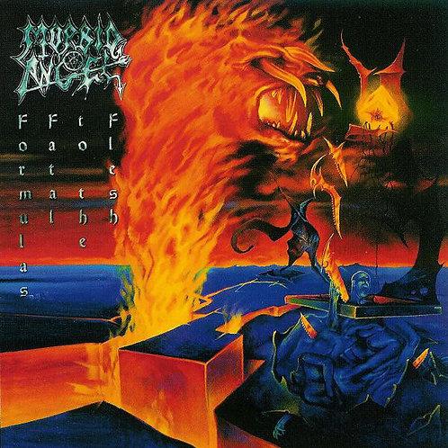Cd Morbid Angel Formulas Fatal To The Flesh Importado
